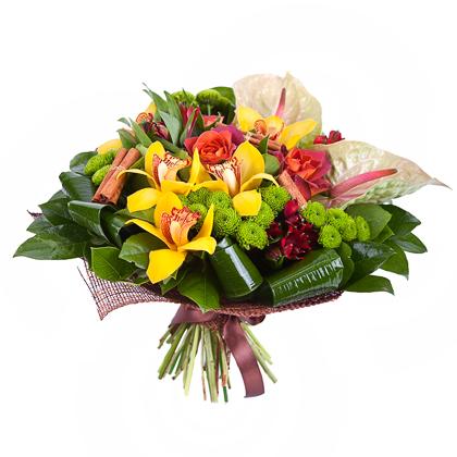 Цветы на день рождения цена